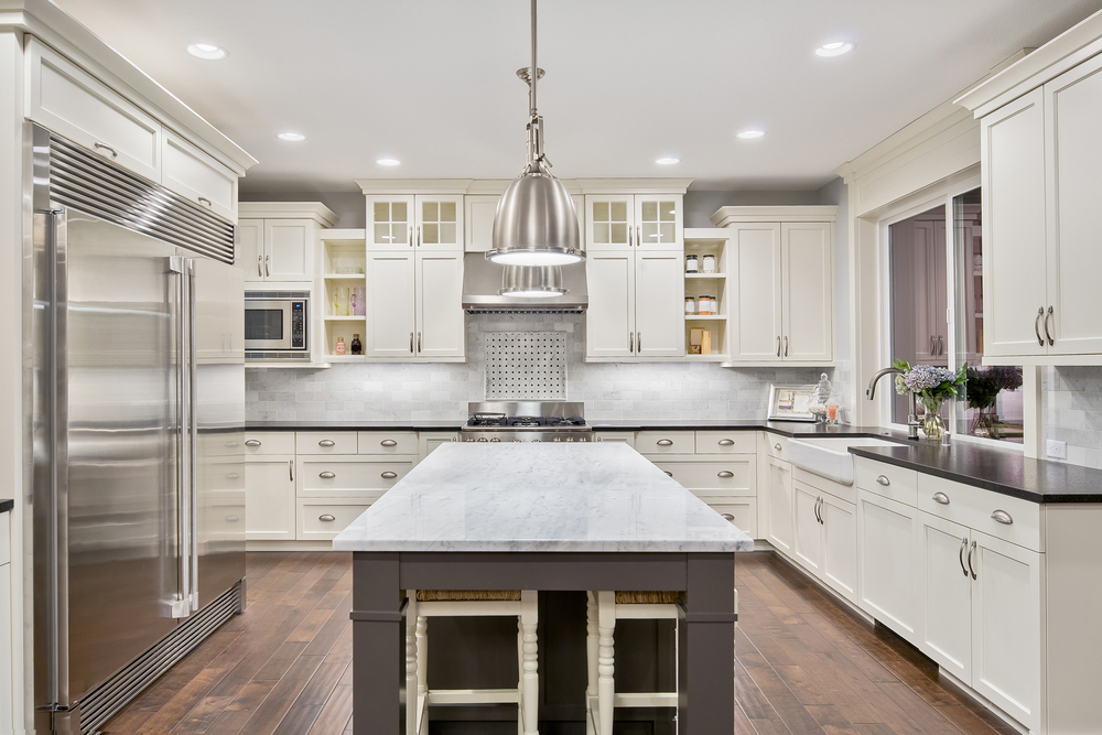Kitchen Cabinet Painting: Options, Colors, & Cost